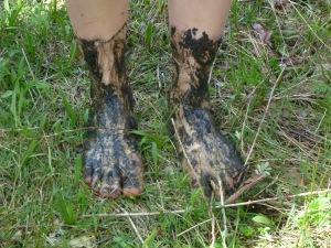 Susanna's feet