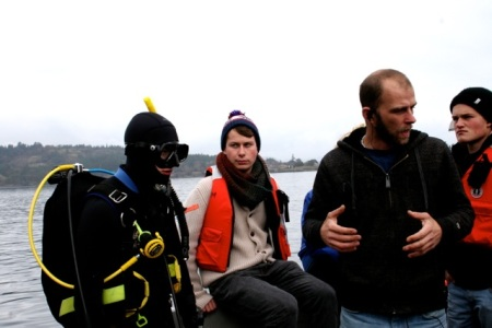 Erik briefing