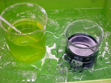 Cold liquids