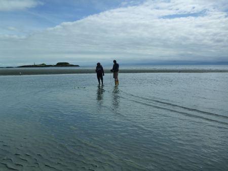 Measuring ocean